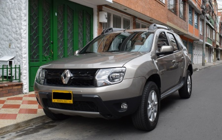 2017 Renault Duster