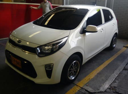 2018 Kia Picanto All new 1250 $32,500,000