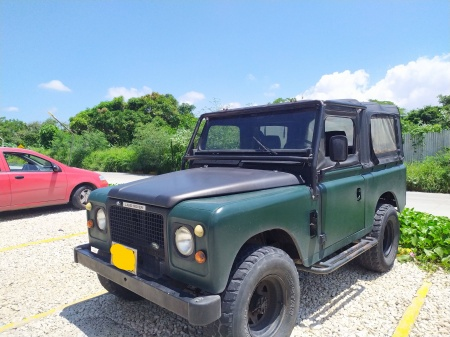 1983 Land Rover Serie 3 Ingles