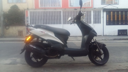 2014 Kymco FLY 125