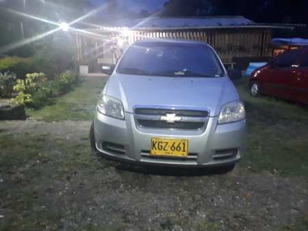 2011 Chevrolet Aveo Emotion