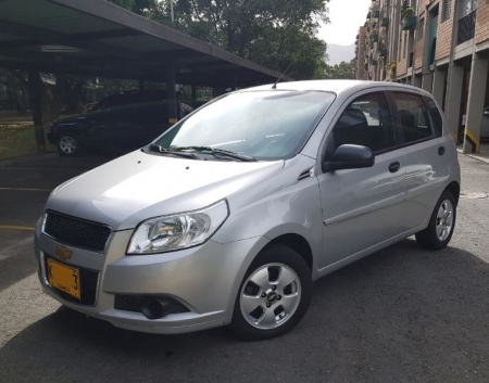 2010 Chevrolet Aveo Emotion