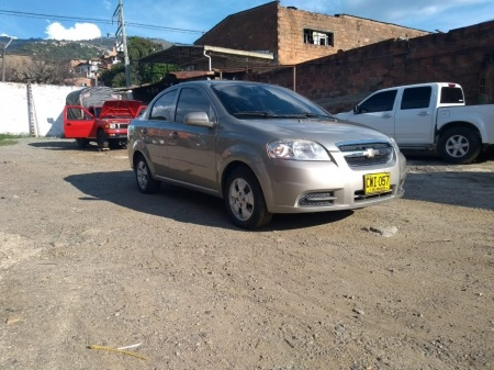 2008 Chevrolet Aveo Emotion  $16,500,000
