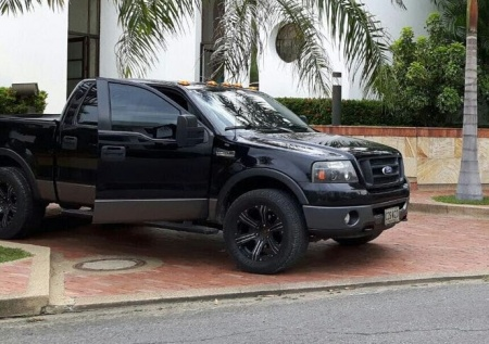 2008 Ford F150  $60,000,000