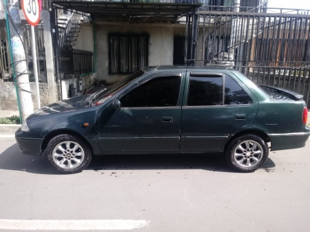 1996 Chevrolet Swift