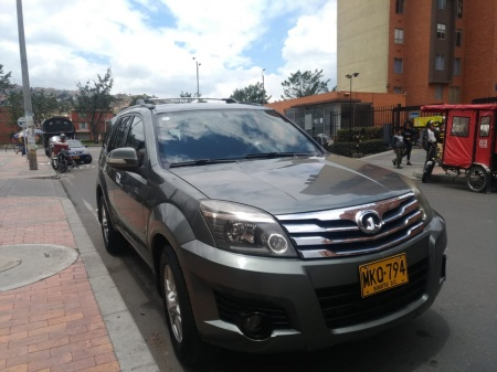 2012 Great Wall Haval