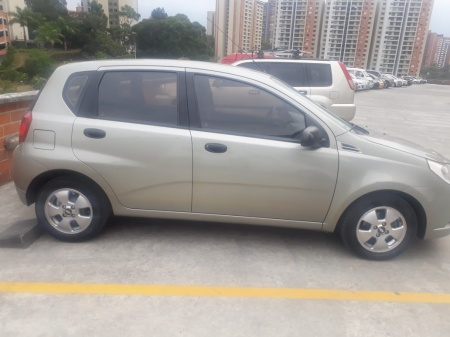 2011 Chevrolet Aveo Emotion  $20,800,000