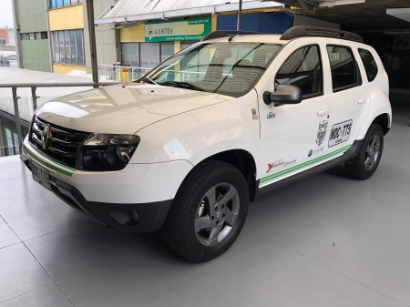 2016 Renault Duster  $44,000,000
