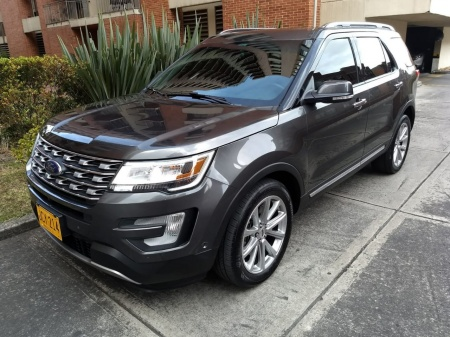 2016 Ford Explorer Limited $112,000,000