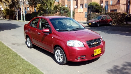 2013 Chevrolet Aveo Emotion  $22,800,000