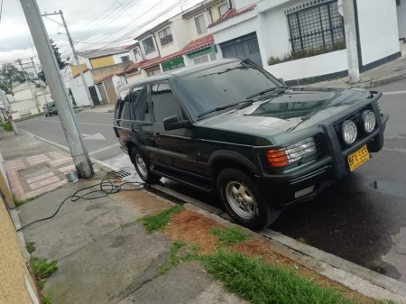 1995 Land Rover Range Rover 4.6 HSE (full equipo
