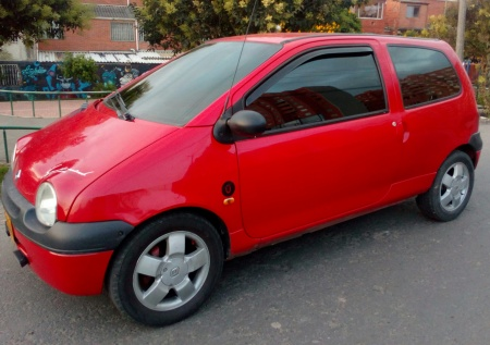 2005 Renault  Twingo Twingo Authentic