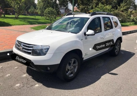 2015 Renault Duster  $43,000,000