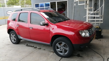 2015 Renault Duster DINAMIC