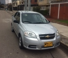 2012 Chevrolet Aveo Emotion  $20,000,000