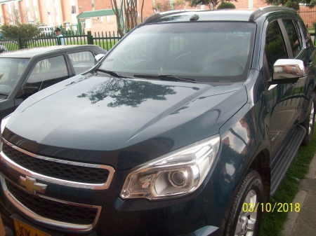 2016 Chevrolet TrailBlazer