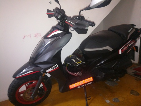 2017 Kymco Agility Digital 3.0