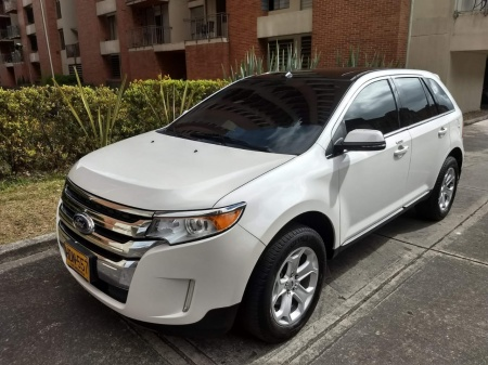 2012 Ford Edge Limited $70,000,000