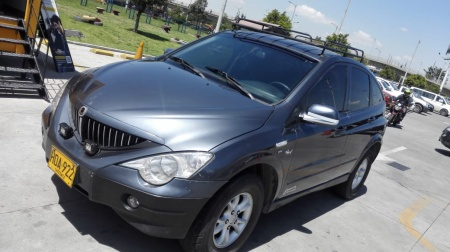 2010 Ssangyong Actyion  $29,500,000