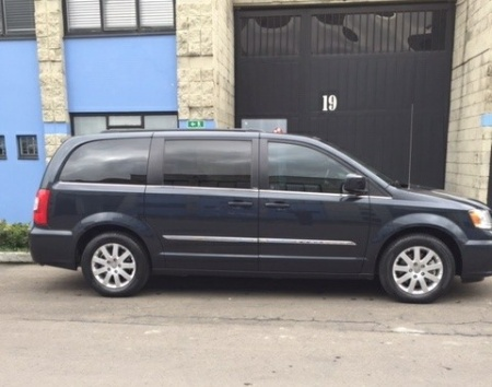 2013 Chrysler Town Country  $130,000,000