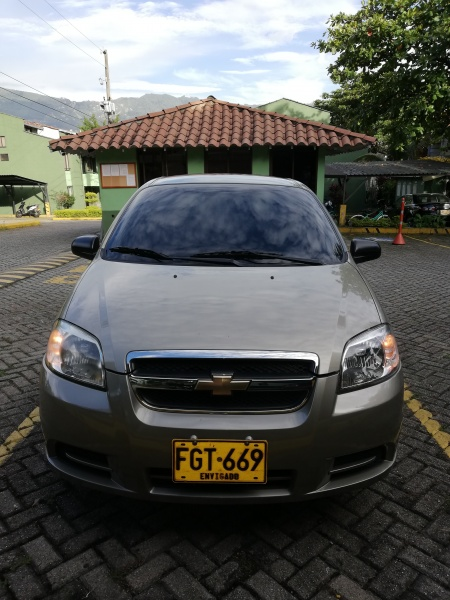 2008 Chevrolet Aveo Emotion