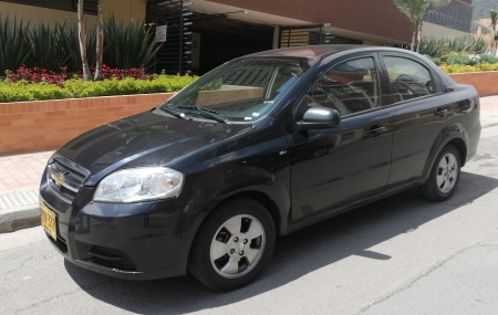 2011 Chevrolet Aveo Emotion  $19,900,000