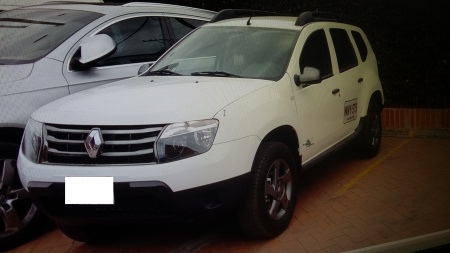 2016 Renault Duster  $46,000,000