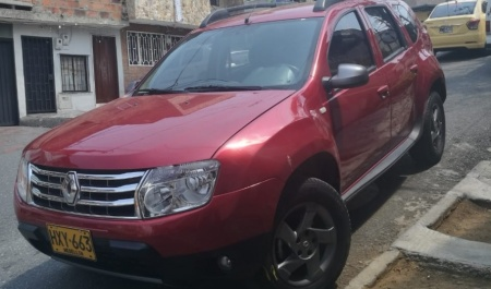 2015 Renault Duster  $37,600,000