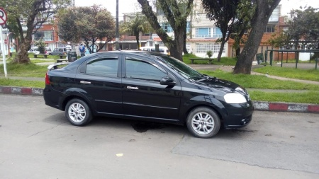 2008 Chevrolet Aveo Emotion  $16,000,000