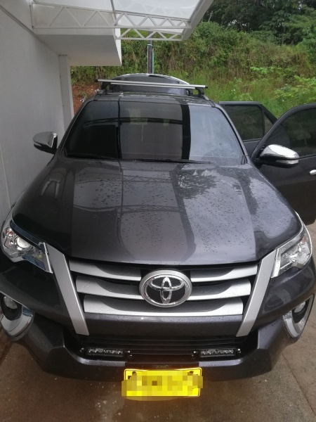 2017 Toyota Fortuner Sw4 $118