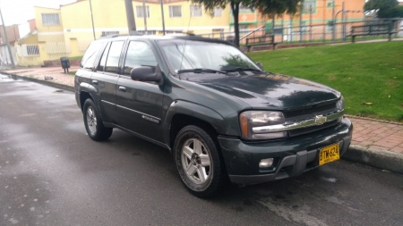 2005 Chevrolet TrailBlazer  $16,500,000