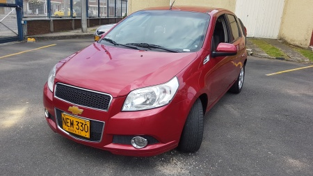 2013 Chevrolet Aveo Emotion Gt full equipo $23,000,000