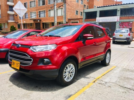 2015 Ford EcoSport Powershift