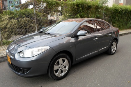 2012 Renault Fluence Privilege $25,500,000