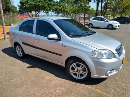 2011 Chevrolet Aveo Emotion Emotion
