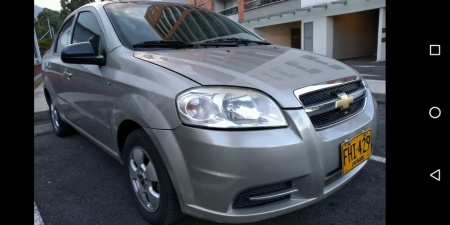 2009 Chevrolet Aveo Emotion